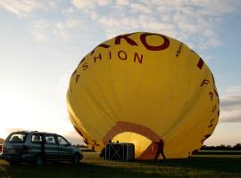 Romantische Ballonfahrt für Zwei Telgte