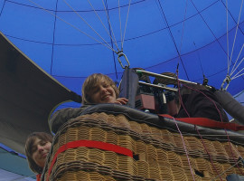 Ballonfahren in Krefeld - Flugplatz Egelsberg, NRW