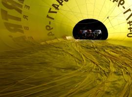 Ballonfahren in Rhede (Ems)