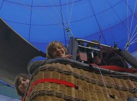 Ballonfahren in Plettenberg, Raum Lüdenscheid in NRW