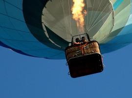 Ballonfahren Porta Westfalica