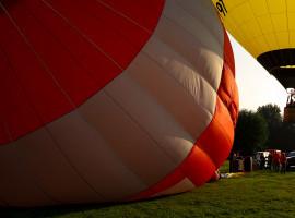 Ballonfahren Sevelten