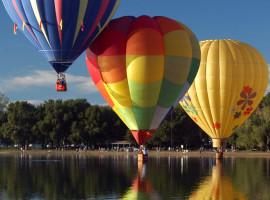 Ballonfahren in Sonnenbühl-Willmanndingen