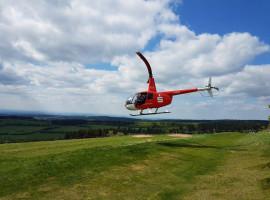 20 Min. Hubschrauber Pärchen Rundflug ab Flugplatz Wolfhagen