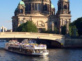 """Stadtführung """"Berlin zu Land und zu Wasser"""" in Berlin"""