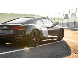 """4 Runden Audi R8 V10 selber fahren auf dem Nürburgring """"GP-Strecke"""""""