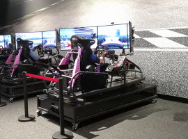 120 Min. Rennwagen Simulator in Bonn