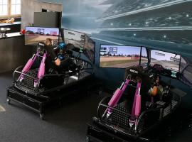 60 Min. Rennwagen Simulator in Bonn