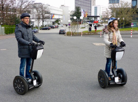Segway Thementour in Bonn