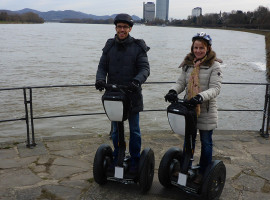 Segway Tour in Bonn