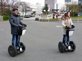 VIP Segway Tour für Zwei in Bonn