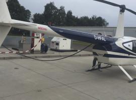 30 Min. Hubschrauber Rundflug ab Ganderkesee über Bremen