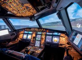 Flugsimulator Airbus A320 & Heli Agusta A109 in Bruchsal, Raum Karlsruhe