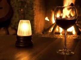 Candle Light Dinner für Zwei mit Übernachtung Kirchheimbolanden