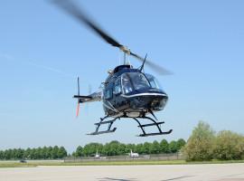 30 Min. Heli selber fliegen ab Flugplatz Chemnitz-Jahnsdorf