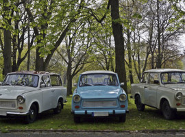 3 Std. Trabant Cabrio fahren in Chemnitz
