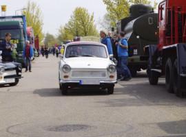 2 Std. Trabant fahren in Chemnitz