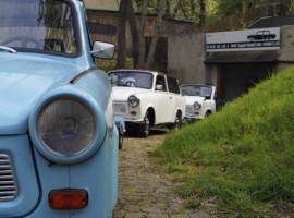 4 Std. Trabant Cabrio fahren in Chemnitz