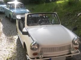 8 Std. Trabant Cabrio fahren in Chemnitz