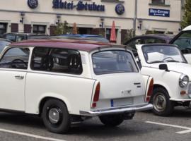 4 Std. Trabant fahren in Chemnitz