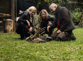 Survival Kurs in Clausthal-Zellerfeld