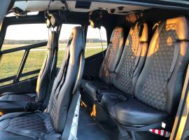 45 Min. Turbinen Hubschrauber selber fliegen ab Osnabrück