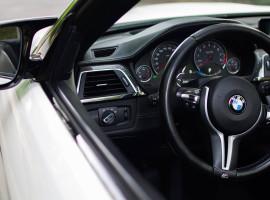 72 Std. BMW M4 mieten in Darmstadt-Stadtmitte