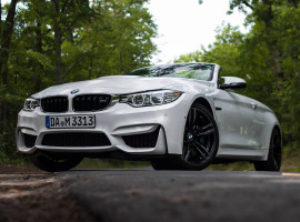 7 Tage BMW M4 mieten in Frankfurt am Main-Rödelheim