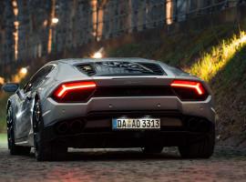 8 Std. Lamborghini Huracan mieten in Frankfurt am Main-Rödelheim
