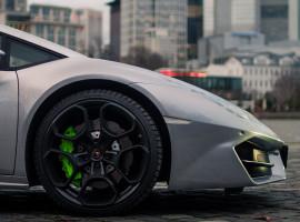 24 Std. Lamborghini Huracan mieten in Darmstadt-Stadtmitte