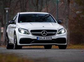 7 Tage Mercedes C63 AMG mieten in Darmstadt-Stadtmitte