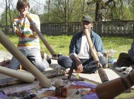 Didgeridoo-Tages-Workshop in Herbrechtingen, Raum Ulm