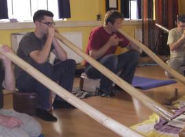 Didgeridoo-Tages-Workshop in München, Bayern