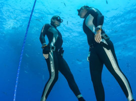 Freedive Tauchkurs in Nattheim