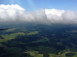 60 Min. Tragschrauber Rundflug in Donaueschingen