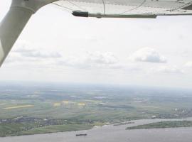 30 Min. Flugzeug Rundflug für Drei in Dresden