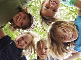 Kinder Fotoshooting in Dresden-Plauen