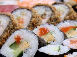 Sushi Kochkurs in Dresden-Altstadt