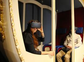 """45 Min. Ausflug in die virtuelle Realität """"Zeitreise ins barocke Dresden"""" in Dresden-Theaterplatz"""