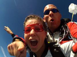 Fallschirm Tandemsprung mit Video und Fotos in Konstanz