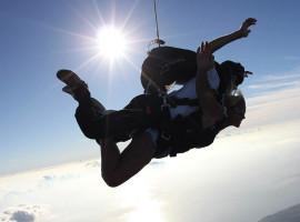 Fallschirm Tandemsprung in Konstanz