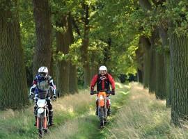 Enduro fahren lernen in Boizenburg, Mecklenburg-Vorpommern