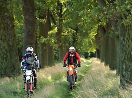 Enduro Tour Onroad in Boizenburg, Mecklenburg-Vorpommern