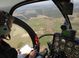 10 Min. Hubschrauber Rundflug ab Mainz-Finthen über Mainz