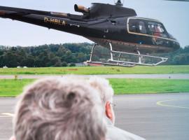 30 Min. Heli selber fliegen in Essen / Mülheim