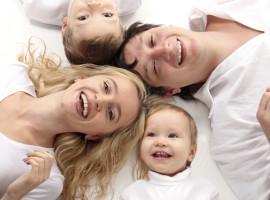 Familien-Fotoshooting in Essen, NRW
