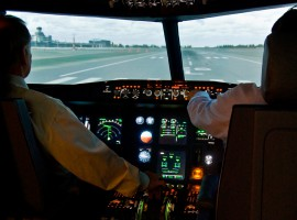 30 Min. Flugsimulator Airbus A320 in Berlin