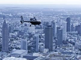 20 Min. Heli selber fliegen in Frankfurt-Egelsbach