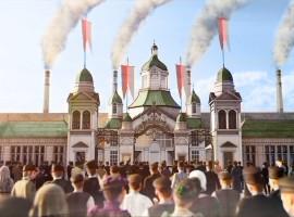 """45 Min. Ausflug in die virtuelle Realität """"Zeitreise ins elektrisierende Frankfurt"""" in Frankfurt am Main-Paulskirche"""