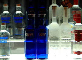 Vodka-Tasting in Freiburg